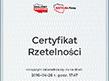 BBA Transport System Certificate