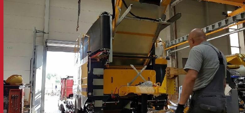 Heavy transport of heavy equipment, transport of machinery England, Ireland, Scotland